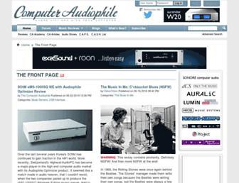 computeraudiophile.com screenshot