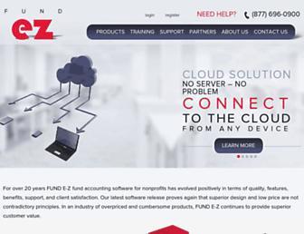fundez.com screenshot