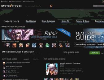 Thumbshot of Smitefire.com