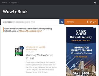 Thumbshot of Wowebook.com