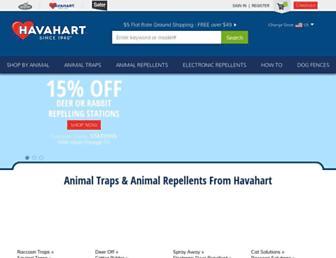 Thumbshot of Havahart.com