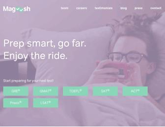 Thumbshot of Magoosh.com