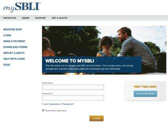 mysbli.com screenshot