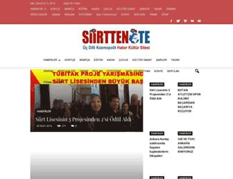 Thumbshot of Siirttenote.com
