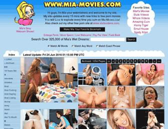 Thumbshot of Mia-movies.com