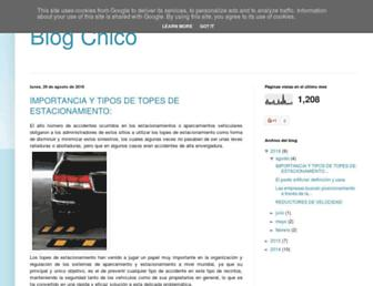 Main page screenshot of posicionatuweb.es