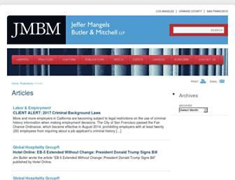 articles.jmbm.com screenshot
