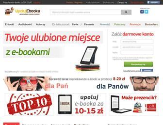 upolujebooka.pl screenshot