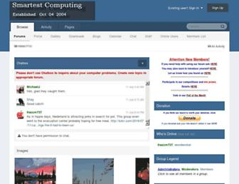 smartestcomputing.us.com screenshot