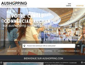 aushopping.com screenshot
