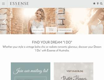 Thumbshot of Essensedesigns.com