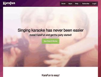 karafun.com screenshot