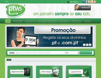 ptws.pt screenshot
