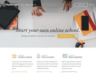 Thumbshot of Pathwright.com