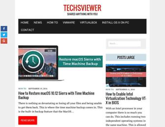 techsviewer.com screenshot