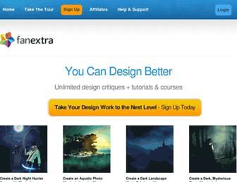 Thumbshot of Fanextra.com