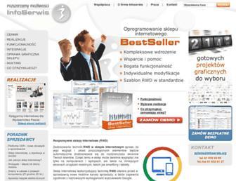 Thumbshot of Internetowesklepy.org