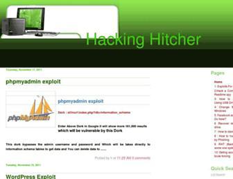 hitcher-hackyou.blogspot.com screenshot