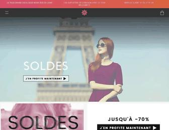 efashion-paris.com screenshot
