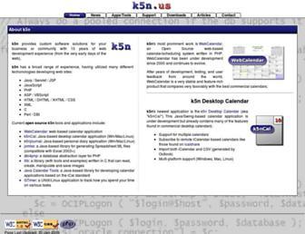 k5n.us screenshot