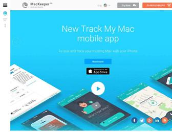 Thumbshot of Mackeeper.com