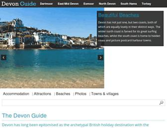 devonguide.com screenshot