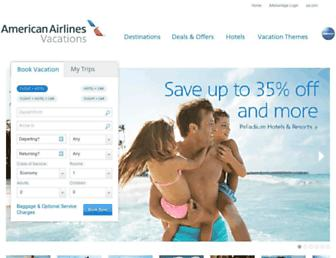 Thumbshot of Usairwaysvacations.com