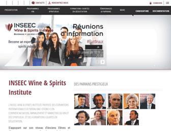 wine-institute.com screenshot
