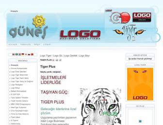logotiger2.net screenshot
