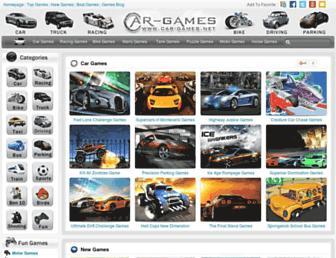car-games.net screenshot