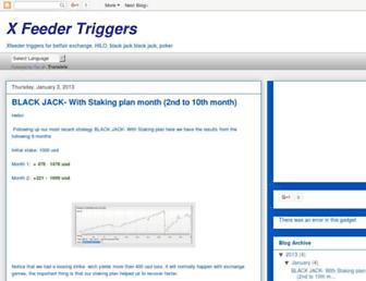 betfair-xfeeder.blogspot.com screenshot