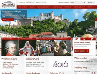 Thumbshot of Salzburg.info