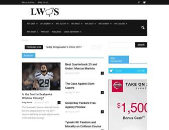 lastwordonprofootball.com screenshot