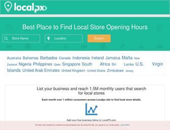 localpx.com screenshot