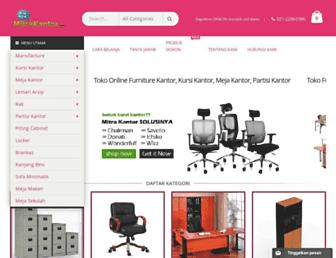 mitrakantor.com screenshot