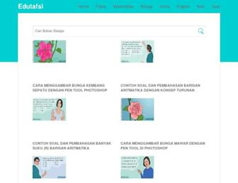 edutafsi.com screenshot