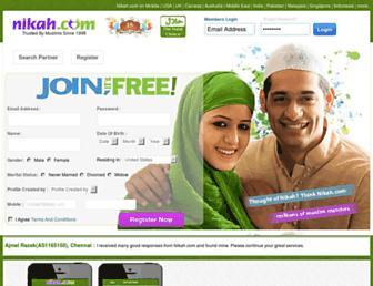 Thumbshot of Nikah.com