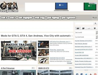 gtaall.com screenshot