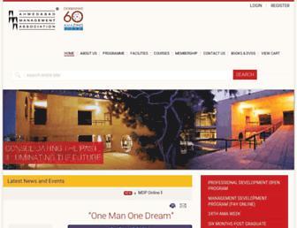 amaindia.org screenshot