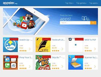 appster.org screenshot