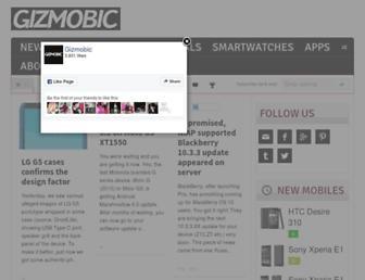 Thumbshot of Gizmobic.com