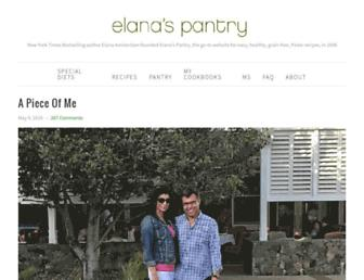Thumbshot of Elanaspantry.com
