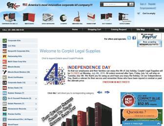 corpkit.com screenshot