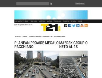 t21.com.mx screenshot