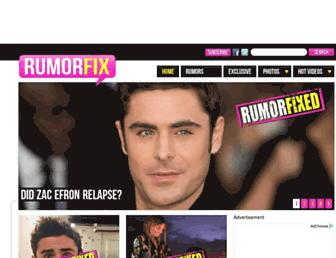 Thumbshot of Rumorfix.com