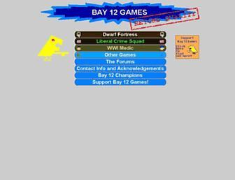 bay12forums.com screenshot