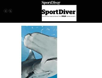 Thumbshot of Sportdiver.com