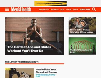 Thumbshot of Menshealth.com