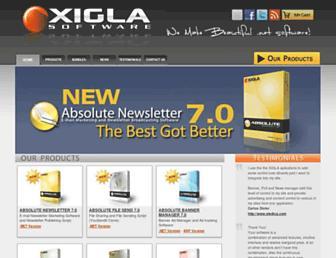 xigla.com screenshot