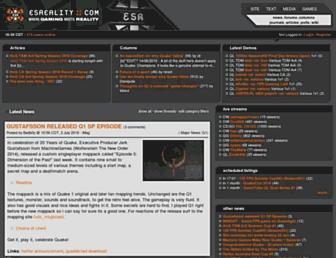 esreality.com screenshot